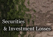 Securities & Investment Fraud