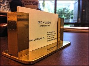 Florida bankruptcy attorney Eric A Lanigan